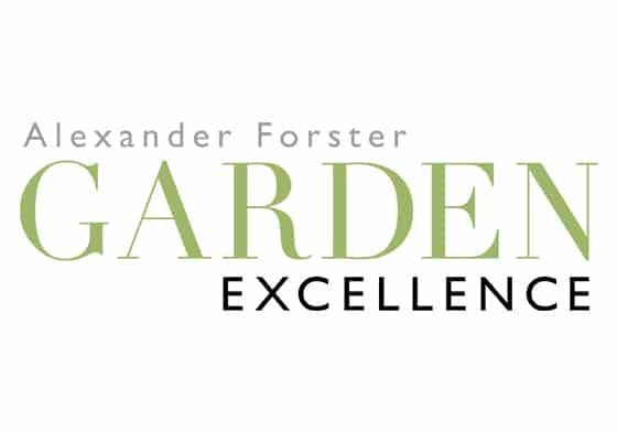 Alexander Forster Garden Excellence logo