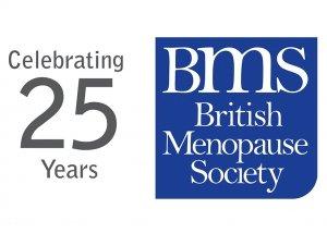 BMS 25th anniversary logo