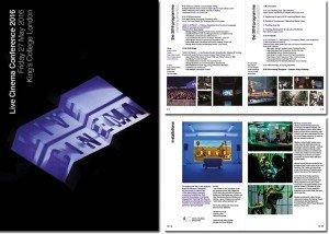 LCC Programme 2016