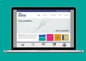 Goodyer website