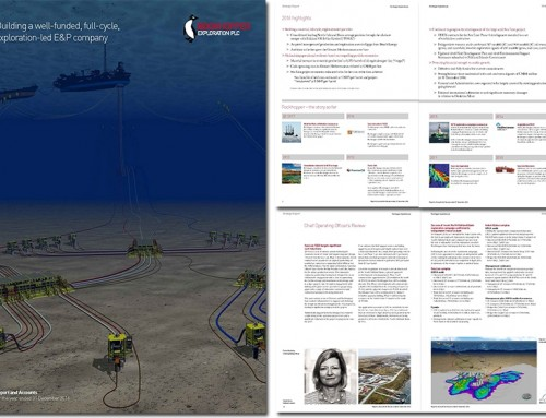 Rockhopper Exploration Annual Report 2016