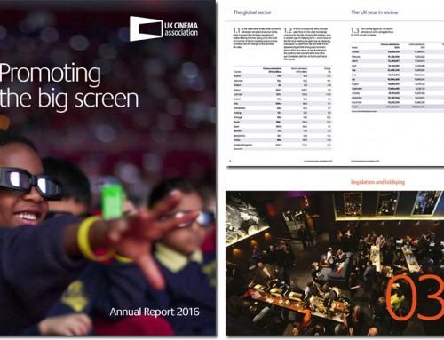 UK Cinema Association Annual Report 2016