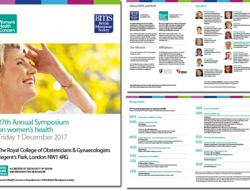WHC symposium programme