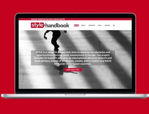 STYLE Handbook website