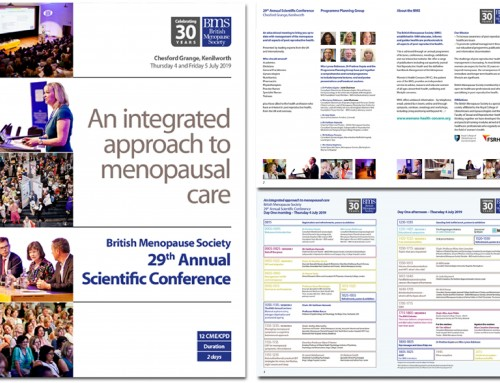 BMS conference brochure